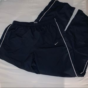 💜 3/$25 Nike Track Pants (Dark Blue)